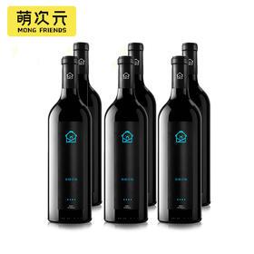 菩提小祖四星干红葡萄酒(箱)6支
