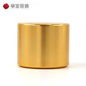 冠茶小圆罐茶一贯好茶合金茶叶罐可小批量雕刻定制随手旅行分享