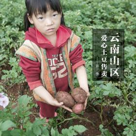 【买够公益】云南高原红皮黄心土豆 8斤装   爱心售卖第二季 助力山区小朋友健康成长
