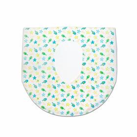 美国品牌 Summer 婴幼儿一次性马桶坐垫 便池清洁垫 (10个装) 12个月以上幼儿适用