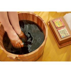 乐生堂七星草本足浴汤  每天泡30分钟  赶走劳累和湿气 排毒养颜