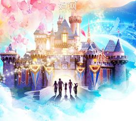 【妈网旅游】 03/31 (限时特价)报名截止12:00!上海迪士尼乐园亲子游/独立游,带孩子探索一个前所未有的神奇世界,点亮心中奇梦!