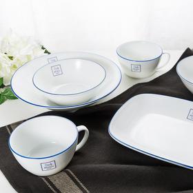 日本AITO Daily kitchen美浓烧陶瓷组合六件套装礼盒装