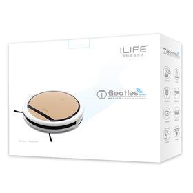 【原价1699元,现价仅需1299元】iLIFE V5S Pro 升级版智能扫地机器人 智能清洁 扫地拖地一体机