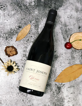 【闪购】路易沙夫酒庄圣约瑟奥菲干红葡萄酒2014/Domaine Jean Louis Chave Saint Joseph Offerus 2014