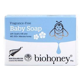Biohoney无香婴儿肥皂【新西兰直邮】
