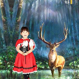 【3/4月】宝贝的童话日记,记录最美的儿童时光
