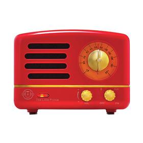 猫王收音机 蓝牙音箱 嬉皮红