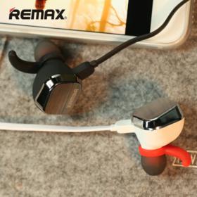REMAX S2磁铁运动蓝牙耳机 智能降噪音乐耳机  锖色