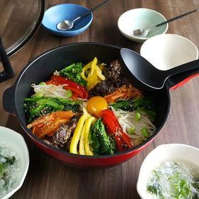 日本进口remy pan+多功能性平底锅 彩色小锅不粘炒锅蒸锅不粘煎锅