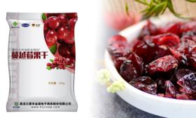 惠丰金源蔓越莓果干大兴安岭特产 6袋包邮