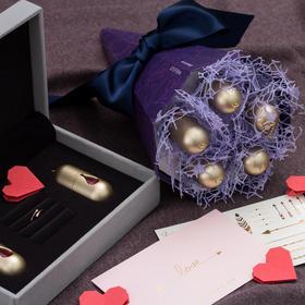 NailEasy水性环保指甲油 可剥可撕 20分钟急速美甲 新年情人节礼物 花束套装 礼盒套装