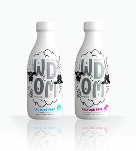 WDOM渥康新西兰进口纯牛奶整箱装800mlx12