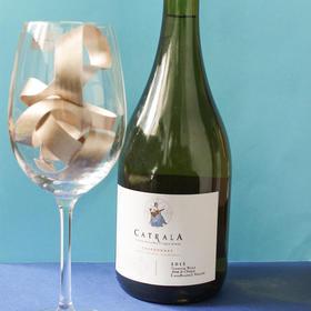 卡奇拉珍藏霞多丽白葡萄酒750毫升