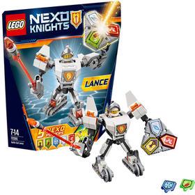 LEGO乐高未来骑士团系列兰斯战斗机甲70366