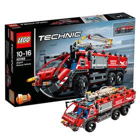 乐高机械组 42068 机场救援车 LEGO Technic