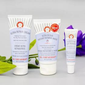 美国 First aid beauty 急救修护面霜 / 急救修复面膜 / 强效修复润唇膏,安心高效,干皮敏感皮救星!