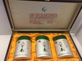 东至源口绿茶 九雾香 礼盒装