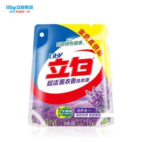 立白超洁熏香 洗衣液 900克*1袋