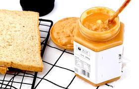 海盐花生酱330g 无添加 早餐面包配料