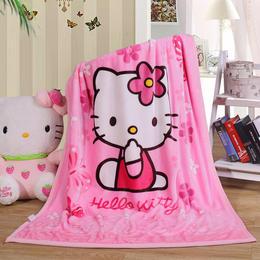 珊瑚绒毛毯(多款花式,请以店里实物为准)