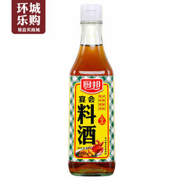 厨邦宴会料酒500ml-011990