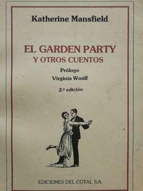 Garden party y otros cuentos