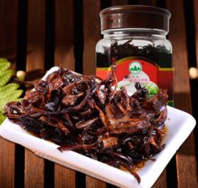 舌尖美食 丛山油鸡枞香辣味 310g罐装
