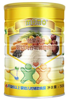 MoMo蔬果米粉