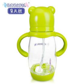 贝儿欣PA防胀气初生奶瓶