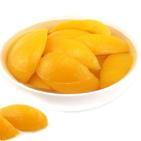 味品堂黄桃罐头家庭组合 黄桃+山楂  新鲜水果罐头 营养开胃 无色素防腐剂