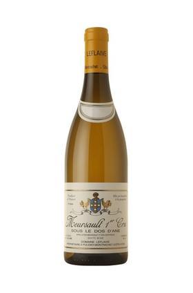 【香港惠购】双鸡庄园默尔索苏乐德安园干白葡萄酒2014/Domaine Leflaive Meursault sous le Dos d'Âne 1er 2014