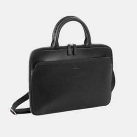 NAVA 牛皮时尚轻便超薄商务文件包 | 2 款(意大利)
