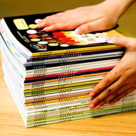 【3-8岁】抓住孩子数学敏感期《好玩的数学绘本》全套 30 册!热销获奖数学绘本,涵盖5大知识领域,还能当游戏书玩!