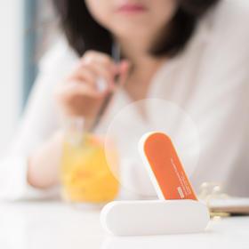 简品小风扇迷你可充电便携式学生宿舍手拿usb小型静音折叠手持