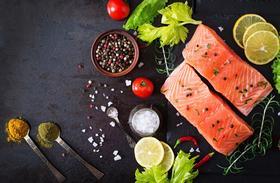 【小资生活】进口冰鲜三文鱼,在家也可以做法式三文鱼餐!
