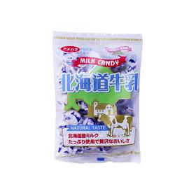 饴滨北海道牛奶味糖100克