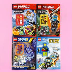 乐高幻影忍者、未来骑士团、水下城市系列!热门系列套装!