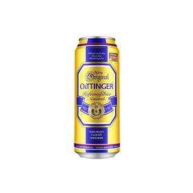 奥丁格OETTINGER小麦啤酒500毫升
