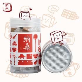 纳桑土法红糖 罐装 纯手工古法方块红糖