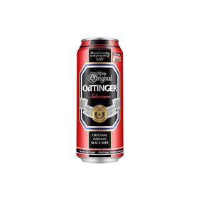 奥丁格OETTINGER黑啤酒500毫升