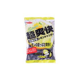 饴滨超爽快柠檬糖70克