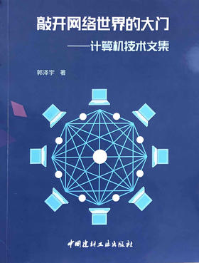 敲开网络世界的大门:计算机技术文集 郭泽宇