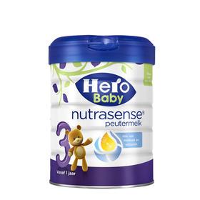 【保税仓】荷兰本土hero baby美素奶粉白金版3段 700g/罐 (1岁以上宝宝)