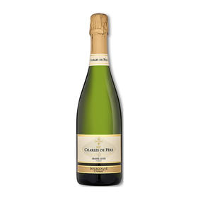 迪费布根地天然型起泡酒,法国 布根地 Charles de Fere Brut, Cremantde France Bourgogne AOC