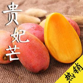 【爆款】海南贵妃芒果5斤8斤包邮,香甜多汁,美丽动人!