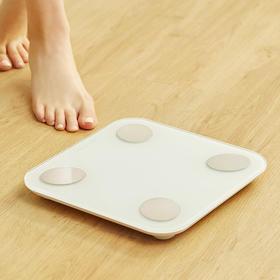 云麦好轻智能体脂秤称Mini2Wifi版   一键获取身体报告 全家可用