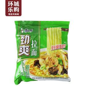 康师傅劲爽小鸡炖蘑菇拉面袋面95g-016925