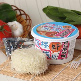 皇子过桥米线 虾仁海鲜味 100g非油炸速食方便面-179937