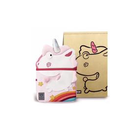 韩国BEDDYBEAR杯具熊儿童宠物书包 粉色 独角兽